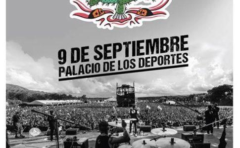 09 de Septiembre - Molotov - Palacio de los Deportes