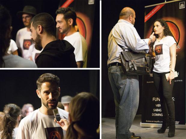 collage conferencia