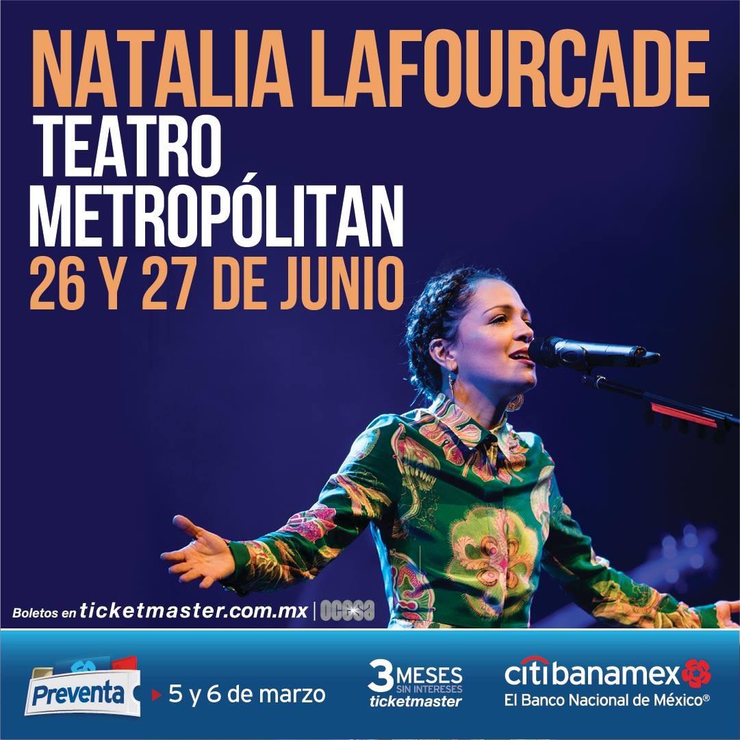 7dc8b64804 Teatro Metropólitan. #HastaLaRaíz. #Musas2. Natalia Lafourcade cierra su  Gira Hasta La Raíz ...